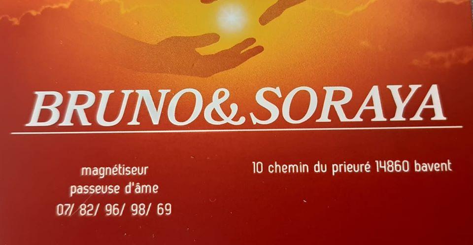 Bruno et Soraya, magnétiseurs
