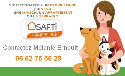 Mélanie Ernoult, SAFTI Immobilier